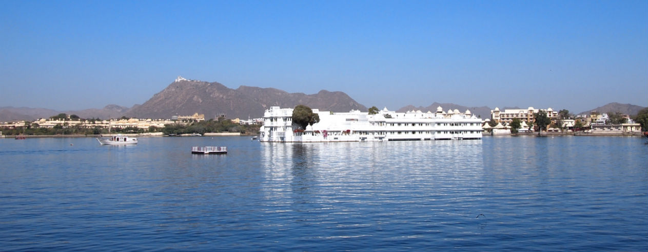 Welcome to Udaipur - City of Lakes